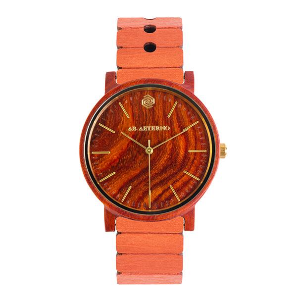 アバテルノ AB AETERNO ハーモニー ソウル SOUL 35mm レディース 腕時計 時計 9825015 レッドブラウン