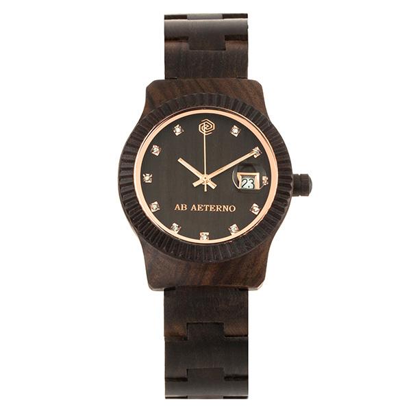 アバテルノ AB AETERNO スカイ SKY テンペスタ TEMPESTA 35mm レディース 腕時計 時計 9825023 ブラック