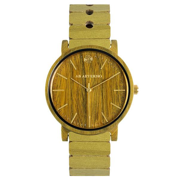 アバテルノ AB AETERNO ハーモニー ワイルド WILD 40mm ユニセックス 腕時計 時計 9825030 グリーン