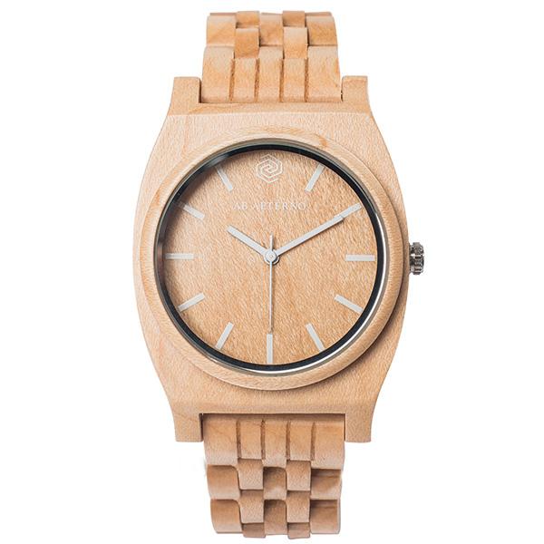 アバテルノ AB AETERNO ホライゾン ルート ホワイト 40mm ユニセックス 腕時計 時計 9825032 ベージュ