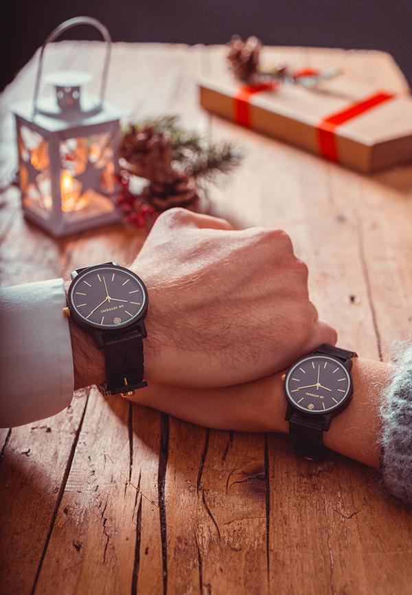 アバテルノ AB AETERNO ホライゾン ジャーニー ゴールド 40mm ユニセックス 腕時計 時計 9825035 ブラウン【ポイント10倍】【楽ギフ_包装】【inte_D1806】