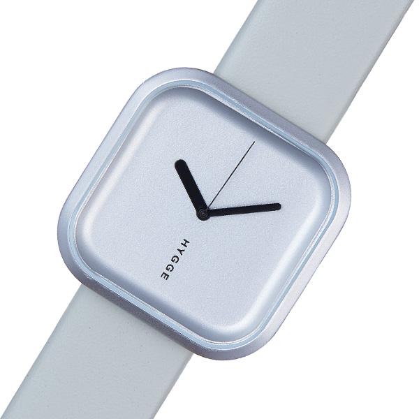 ピーオーエス POS ヒュッゲ HYGGE バリ Vari レディース 腕時計 時計 HGE020071(MSL3133/SnG) スノーグレー
