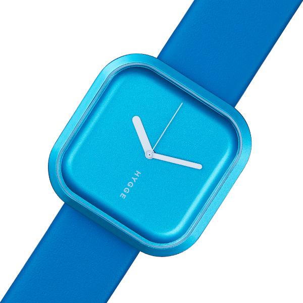 ピーオーエス POS ヒュッゲ HYGGE バリ Vari レディース 腕時計 時計 HGE020073(MSL3133/OB) オーシャンブルー