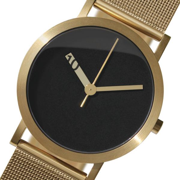 ピーオーエス POS ノーマル EXTRA NORMAL GRANDE ユニセックス 腕時計 時計 NML020009(EN-GM04) ブラック
