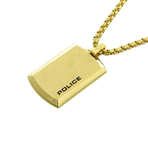 ポリス POLICE ネックレス ペンダント メンズ 25988PSG02 ゴールド