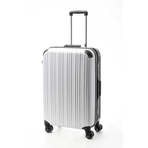 アクタス ACTUS ツートン フレームハードL 旅行 トラベル スーツケース 74-20269 カーボンホワイト
