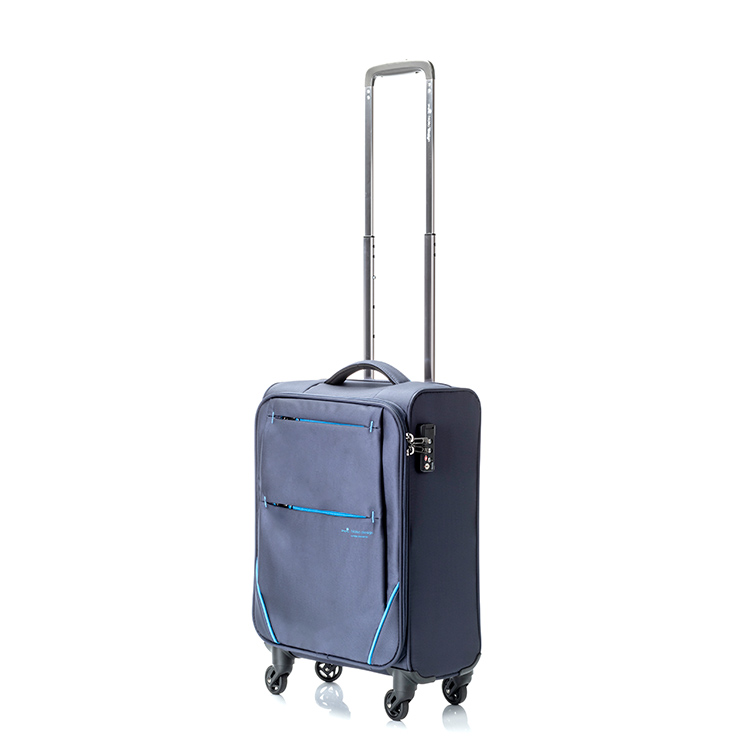 ヒデオワカマツ HIDEO WAKAMATSU フライ スーツケース 85-76002 ネイビー