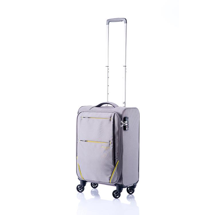 ヒデオワカマツ HIDEO WAKAMATSU フライ スーツケース 85-76005 グレー