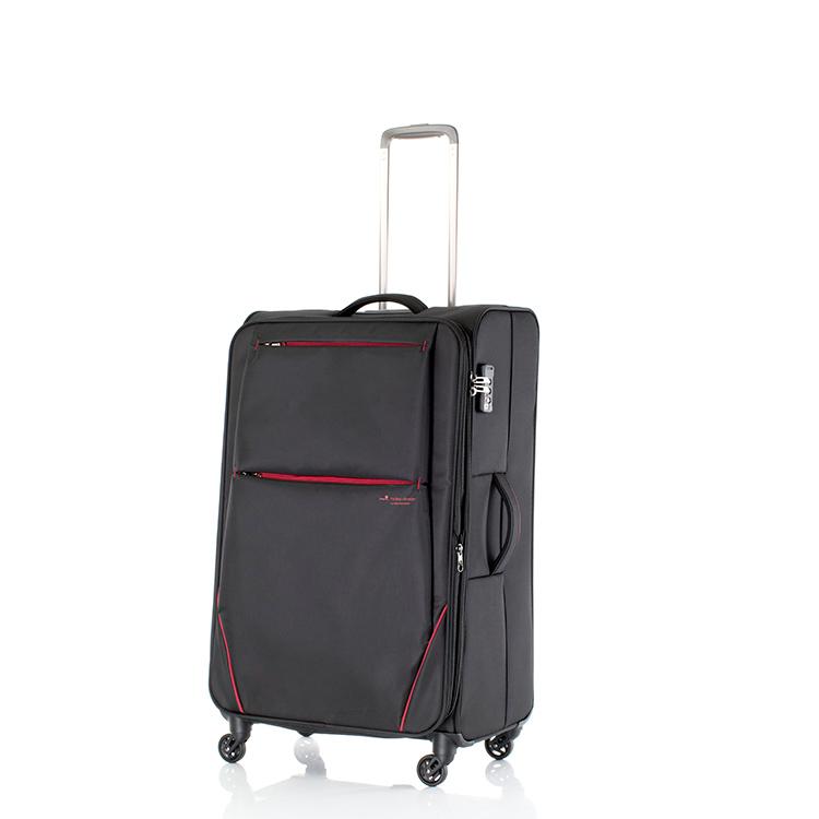 ヒデオワカマツ HIDEO WAKAMATSU フライ スーツケース 85-76021 ブラック