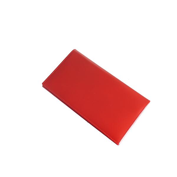 エッティンガー ETTINGER BRIDLE HIDE メンズ 長財布 BH806AJR-RED レッド