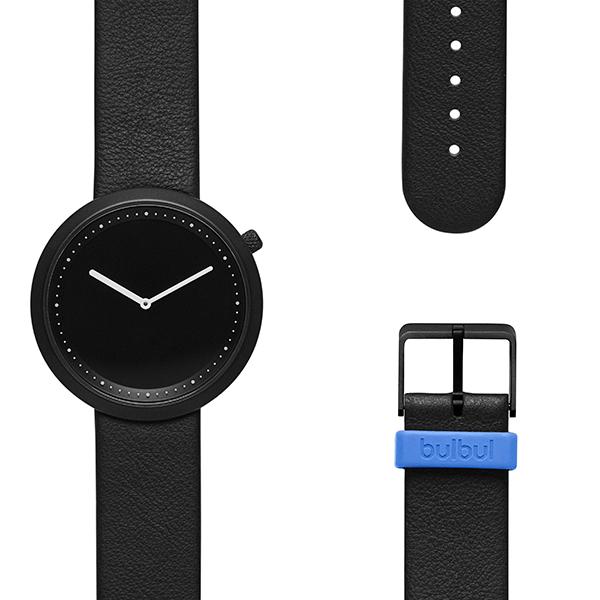 ピーオーエス POS ブルブル BULBUL Facette F01 ユニセックス 腕時計 BLB020001【送料無料】