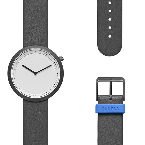 ピーオーエス POS ブルブル BULBUL Facette F02 ユニセックス 腕時計 BLB020002【送料無料】