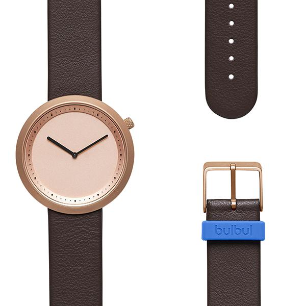 ピーオーエス POS ブルブル BULBUL Facette F03 ユニセックス 腕時計 BLB020003【送料無料】
