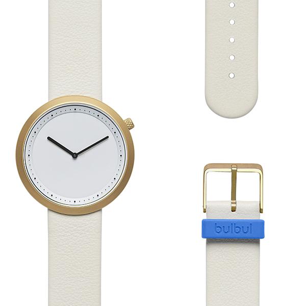 ピーオーエス POS ブルブル BULBUL Facette F04 ユニセックス 腕時計 BLB020004【送料無料】