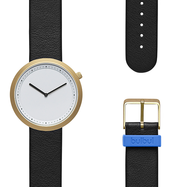 ピーオーエス POS ブルブル BULBUL Facette F06 ユニセックス 腕時計 BLB020006【送料無料】