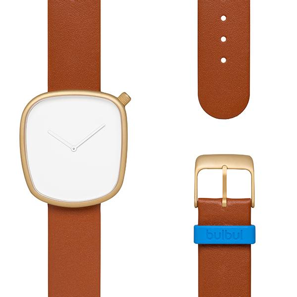 ピーオーエス POS ブルブル BULBUL Pebble P05 ユニセックス 腕時計 BLB020011【送料無料】