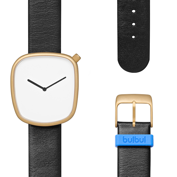 ピーオーエス POS ブルブル BULBUL Pebble P07 ユニセックス 腕時計 BLB020013【送料無料】