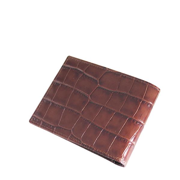エッティンガー ETTINGER 短財布 メンズ CC030J-MAHOGANY ダークブラウン