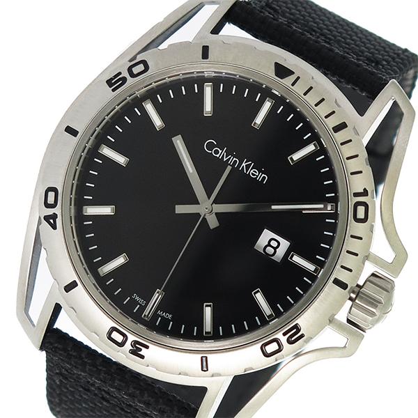 カルバンクライン CALVIN KLEIN クオーツ メンズ 腕時計 時計 K5Y31TB1 ブラック