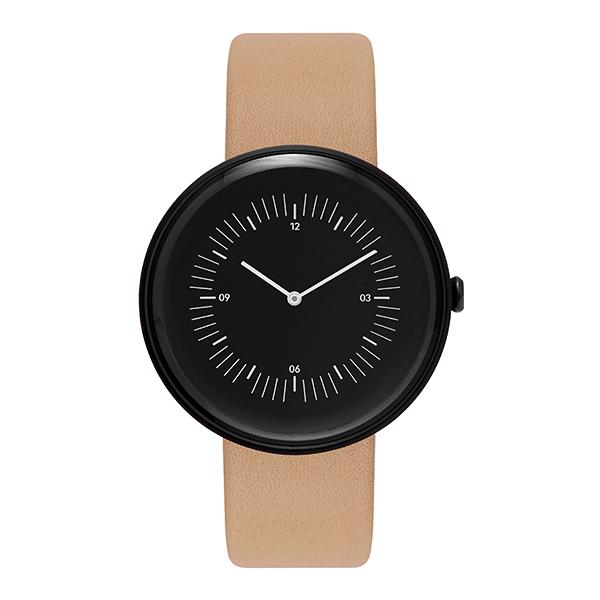 ピーオーエス POS ノマド Nomad INLINE BLACK NMD-IL-03 ユニセックス 腕時計 時計 NMD020009