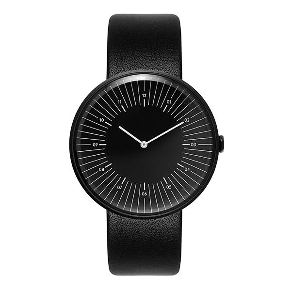 ピーオーエス POS ノマド Nomad OUTLINE BLACK NMD-OL-01 ユニセックス 腕時計 時計 NMD020011