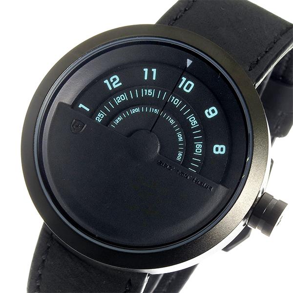 シャーク スポーツウォッチ Bonnerhead Shark クオーツ メンズ 腕時計 時計 SH421-BL ブラック/ブルー
