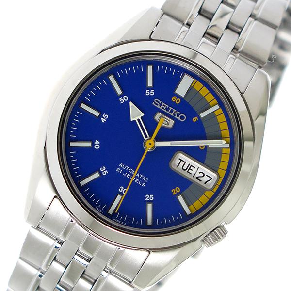 セイコー SEIKO セイコー5 SEIKO 5 自動巻き 腕時計 時計 SNK371K1 ブルー