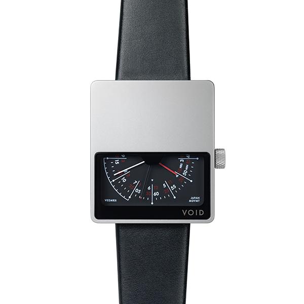 ピーオーエス POS ヴォイド VOID V02MKII-SI/BL ユニセックス 腕時計 時計 VID020059