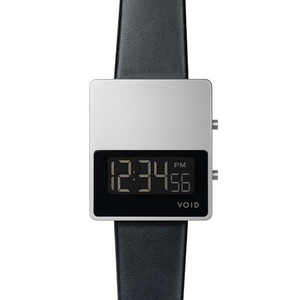 ピーオーエス POS ヴォイド VOID V01MKII-SI/BL ユニセックス 腕時計 時計 VID020077