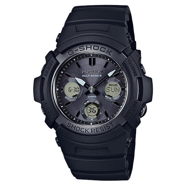 カシオ CASIO Gショック G-SHOCK メンズ 腕時計 時計 AWG-M100SBB-1AJF 国内正規【S1】