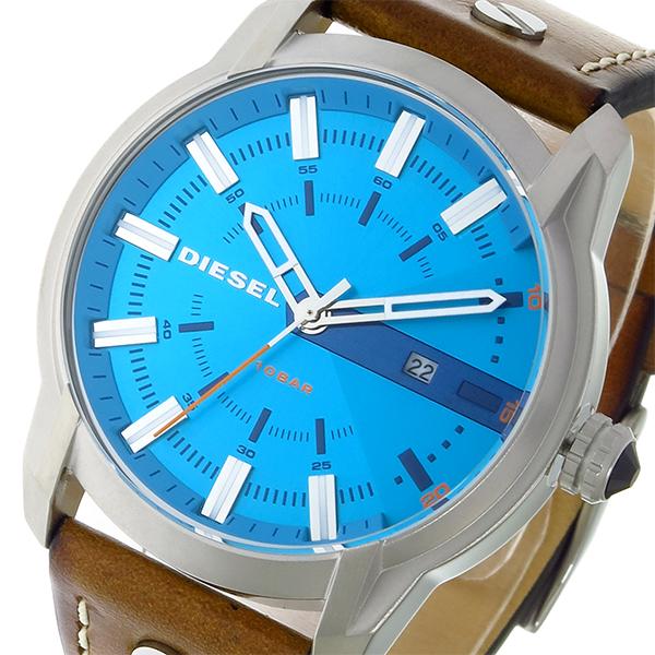 ディーゼル DIESEL タイムフレーム TIMEFRAME クオーツ メンズ 腕時計 時計 DZ1815 ブルー