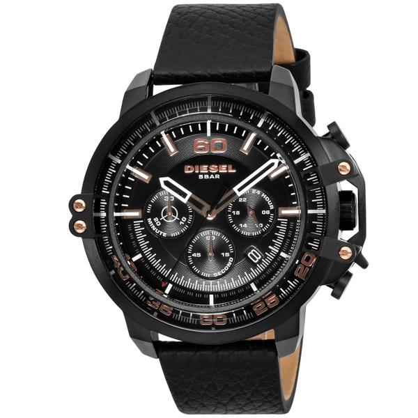ディーゼル DIESEL デッドアイ DEADEYE クロノ クオーツ メンズ 腕時計 時計 DZ4409 ホワイト