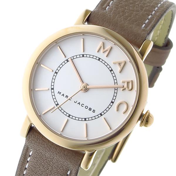 マーク ジェイコブス MARC JACOBS ロキシー ROXY レディース 腕時計 時計 MJ1538 ホワイト/ブラウン