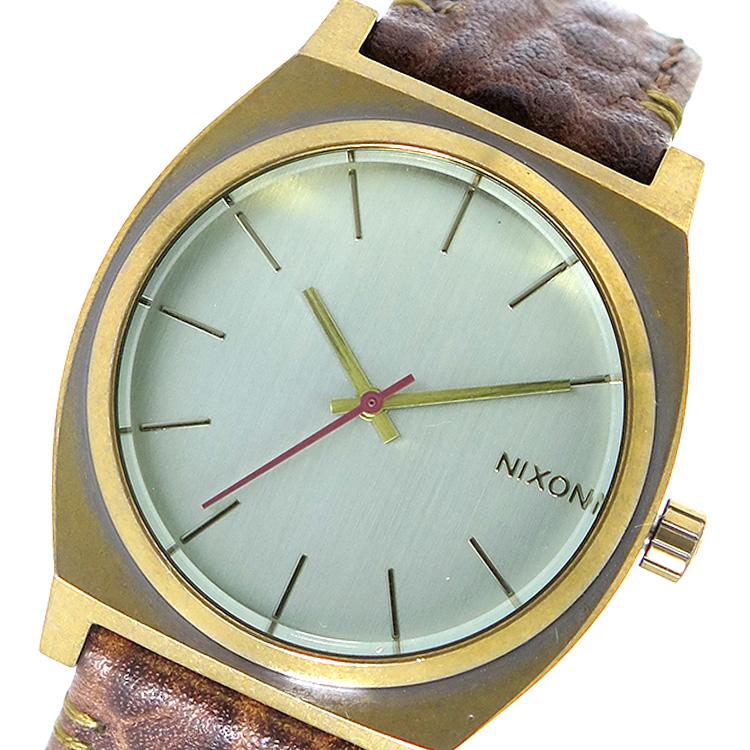 ニクソン NIXON タイムテラー Time Teller メンズ 腕時計 時計 A045-2223 グリーン