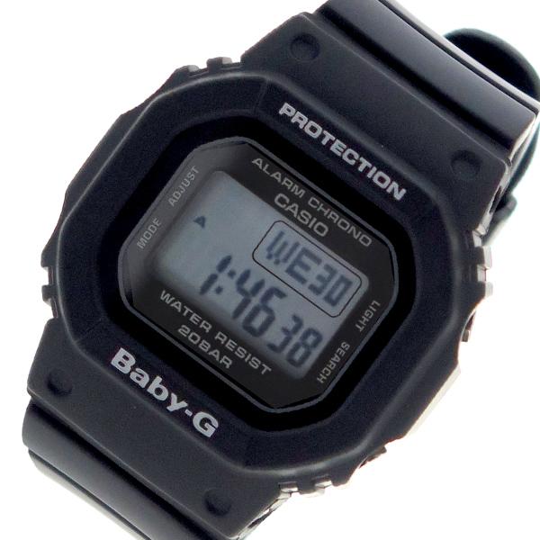 カシオ CASIO ベビーG BABY-G クオーツ レディース 腕時計 時計 BGD-560-1 ブラック