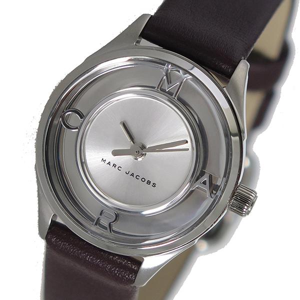 マーク ジェイコブス MARC JACOBS ティザー クオーツ レディース 腕時計 時計 MJ1461 シルバー/スケルトン