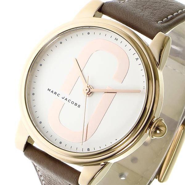 マークジェイコブス MARC JACOBS クオーツ レディース 腕時計 時計 MJ1579 ホワイト
