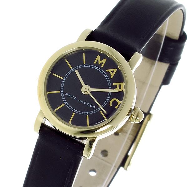 マークジェイコブス MARC JACOBS クオーツ レディース 腕時計 時計 MJ1585 ブラック