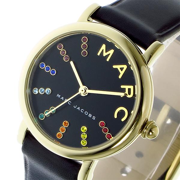 マークジェイコブス MARC JACOBS クオーツ レディース 腕時計 時計 MJ1592 ブラック
