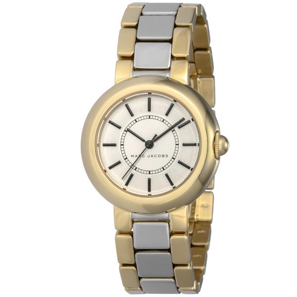 マークジェイコブス MARC JACOBS COURTNEY コートニー クオーツ レディース 腕時計 時計 MJ3506 アイボリー