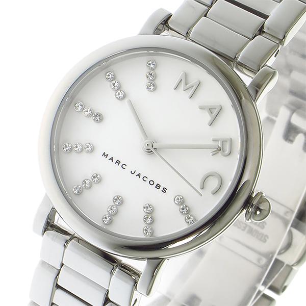 マークジェイコブス MARC JACOBS クオーツ レディース 腕時計 時計 MJ3568 ホワイト