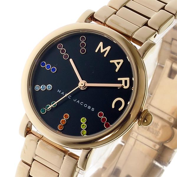 マークジェイコブス MARC JACOBS クオーツ レディース 腕時計 時計 MJ3569 ブラック