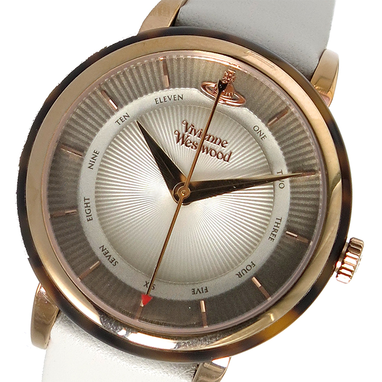ヴィヴィアンウエストウッド Vivienne Westwood レディース 腕時計 時計 VV158RSBG ベージュ