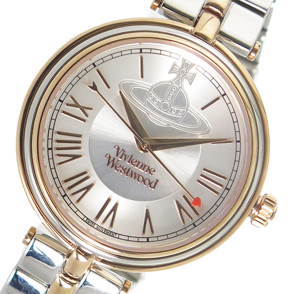 ヴィヴィアン ウエストウッド Vivienne Westwood レディース 腕時計 時計 VV168RSSL シルバー