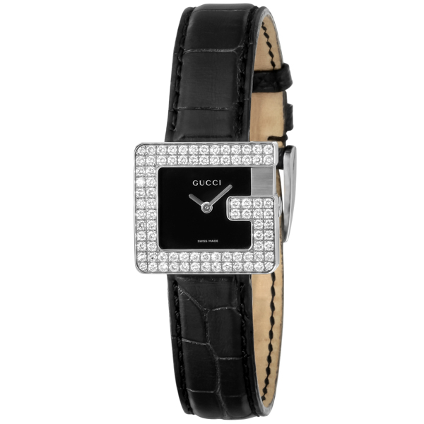 グッチ GUCCI 3600 クオーツ レディース 腕時計 YA036596 ブラック【送料無料】