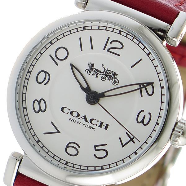 コーチ COACH マディソンファッション クオーツ レディース 腕時計 時計 14502861 ホワイト
