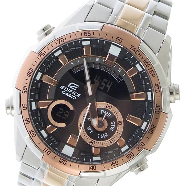 カシオ CASIO エディフィス EDIFICE メンズ 腕時計 時計 ERA-600SG-1A9 ブラック