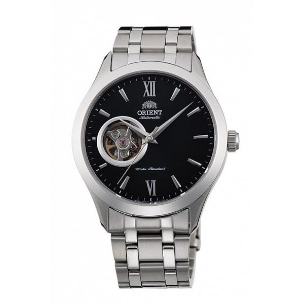 オリエント ORIENT 自動巻き メンズ 腕時計 時計 RN-AG0001B ブラック