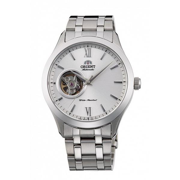オリエント ORIENT 自動巻き メンズ 腕時計 時計 RN-AG0002S シルバー