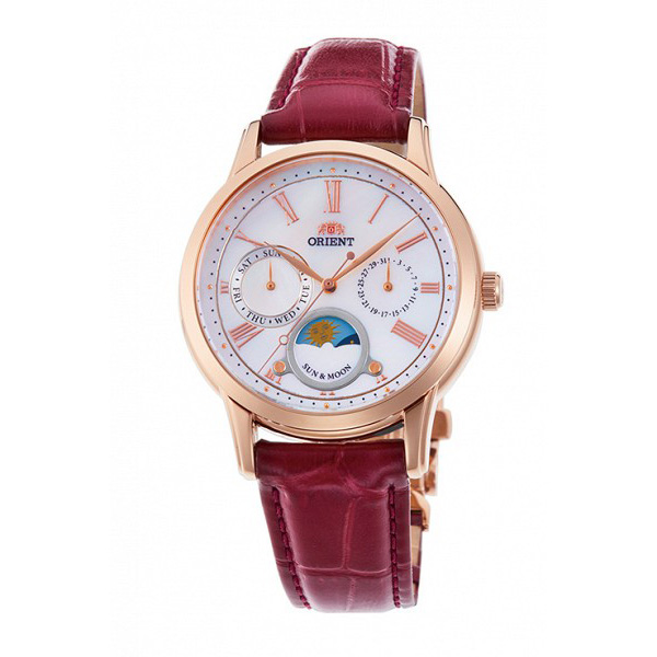 オリエント ORIENT クオーツ レディース 腕時計 時計 RN-KA0001A シェル